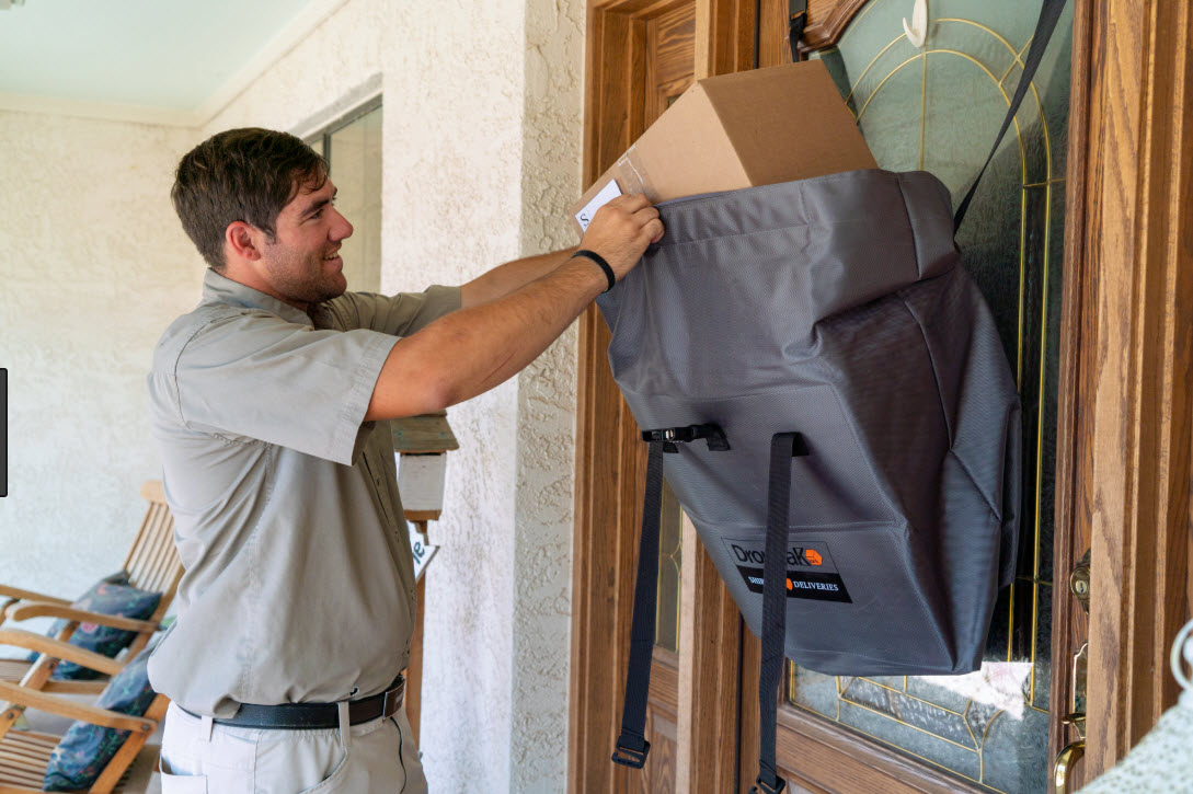 Picture of: Secure Package Drop Box Mailbox With Lock Block Porch Pirates