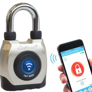 eGee Touch Outdoor Smart Padlock
