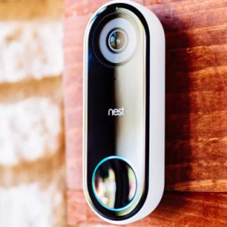Nest Hello Smart Wi-Fi Video Doorbell