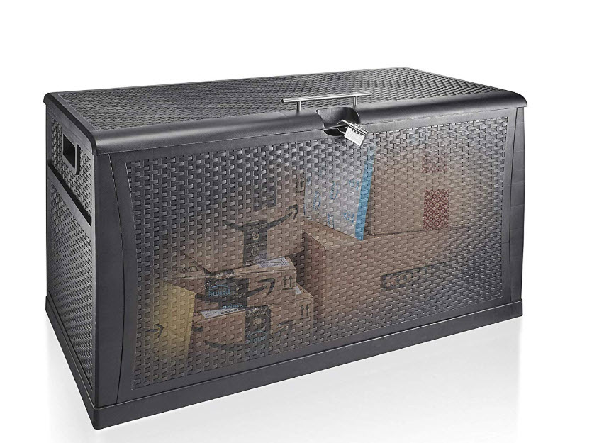 Package Vault Delivery Storage Box