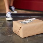 Get a parcel box for packages